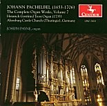 CRC 2418 Johann Pachelbel: The Complete Organ Works, Volume 7