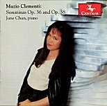 CRC 2439 Muzio Clementi: Sonatinas Op. 36 and Op. 38