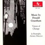 "CRC 2441 Donald Grantham: ""Music of Donald Grantham"
