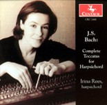 CRC 2446 J.S. Bach: Complete Toccatas for Harpsichord