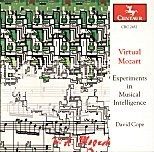 "CRC 2452 David Cope: ""Virtual Mozart"": Experiments in Musical Intelligence.  Symphony (after Mozart - 1995)"