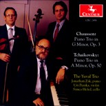 CRC 2496 Chausson: Piano Trio in G Minor, Op. 3