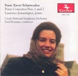 CRC 2500 Franz Xaver Scharwenka: Piano Concertos Nos. 1 and 2