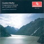 CRC 2502 Gottlieb Muffat: Componimenti Musicali