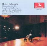 CRC 2532 Robert Schumann: Humoreske, Op. 20