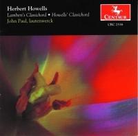 CRC 2536 Herbert Howells: Lambert's Clavichord