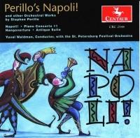 CRC 2544 Stephen Perillo: Napoli!