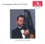 "CRC 2563 ""Contemporary Music for Guitar;"""