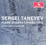 CRC 2571 Sergei Taneyev: Piano Quartet in E Major, Op. 20