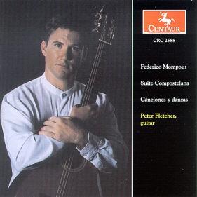 CRC 2588 Federico Mompou: Suite Compostelana