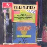 CRC 2589 Cello Matters.