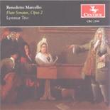 CRC 2599 Benedetto Marcello: Flute Sonatas, Op. 2