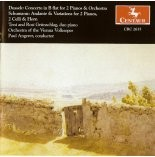 CRC 2635 Jan Ladislav Dussek: Concerto in B flat for 2 Pianos & Orchestra