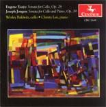 CRC 2649 Eugene Ysaye: Sonata for Cello, Op. 28