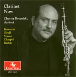 CRC 2663 Clarinet Now.