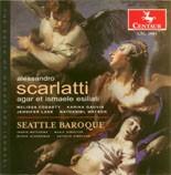 CRC 2664 Alessandro Scarlatti: agar et ismaele esiliati.