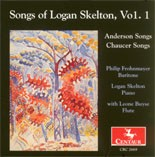 CRC 2669 Songs of Logan Skelton, Vol. 1
