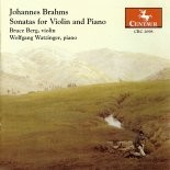 CRC 2698 Johannes Brahms: Sonatas for Violin and Piano.  Sonata No. 1 in G Major, Op. 78