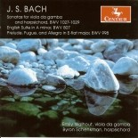 CRC 2715 Music of J.S. Bach.  Sonata in D Major, BWV 1028