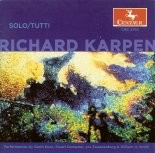 CRC 2716 Solo/Tutti.  Works by Richard Karpen.  Solo/Tutti: Variations on an Irrational Number for amplified viola and real-time computer processing