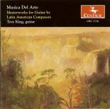 CRC 2736 Musica Del Arte: Masterworks for Guitar by Latin American Composers.  Jorge Morel: Sonatina