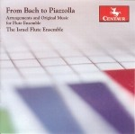 CRC 2748 From Bach to Piazzolla:  Arrangements and Original Music for Flute Ensemble.  J.S. Bach:  Suite No. 2 in b minor, BWV 1067