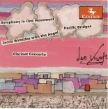 CRC 2756 Leo Kraft:  Music for Symphony Orchestra.  Clarinet Concerto