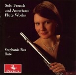 CRC 2759 Solo French and American Flute Works.  Charles DeLaney:  Hymn of Pan