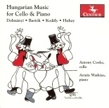 CRC 2762 Hungarian Music for Cello & Piano.  Ernst von Dohnanyi:  Sonata for Cello & Piano in B-flat Major, Op. 8