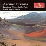 CRC 2767 American Horizons.  Leonard Bernstein:  Sonata for Flute and Piano (arr. Brooks de Wetter-Smith)