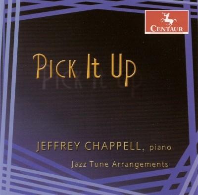 CRC 2771 Jeffrey Chappell:  Pick It Up.  Pick It Up