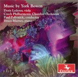 CRC 2786 Music by York Bowen.  Concerto in C Minor for Viola and Orchestra, Op. 25