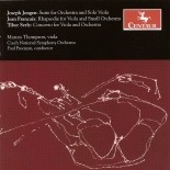CRC 2788 Joseph Jongen: Suite for Orchestra and Solo Viola