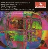 CRC 2799 Dmitri Shostakovich:  Overture on Russian & Kirghiz Folk Themes, Op. 115