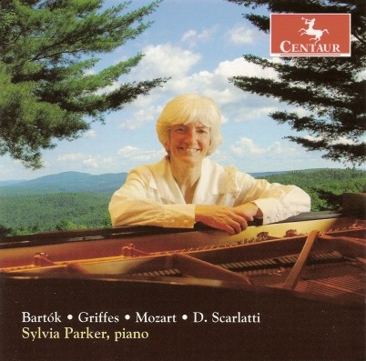 CRC 2811 Domenico Scarlatti: Three Sonatas in D