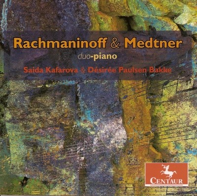 CRC 2822 Nikolai Medtner:  Russian Round Dance, Op. 58, No. 1