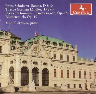 CRC 2829 Robert Schumann:  Kinderszenen, Op. 15