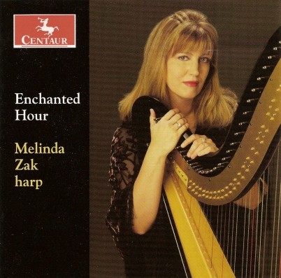 CRC 2836 Enchanted Hour.  J.S. Bach:  Prelude No. 9 from Vol. 1 of The Well-Tempered Clavier, BWV 854 (trans. Zak)