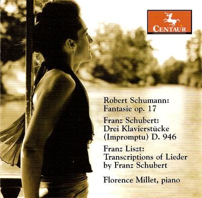 CRC 2864 Schumann:  Fantasie, Op. 17
