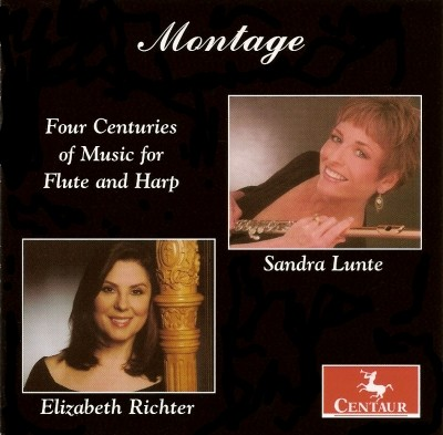 CRC 2876 Montage:  Four Centuries of Music for Flute and Harp.  Carl Nielsen:  The Fog if Lifting, Op. 41