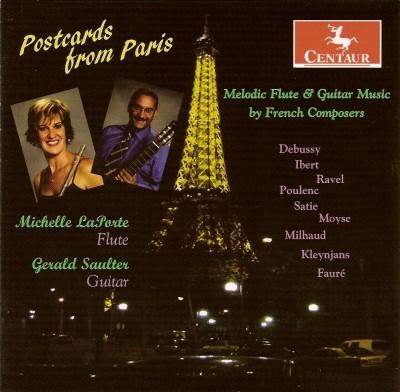 CRC 2883 Postcards from Paris:  Darius Milhaud:  Corcovado