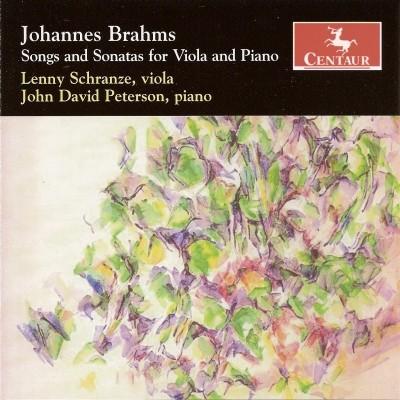 CRC 2909 Johannes Brahms:  Songs and Sonatas for Viola and Piano.  Immer leiser wird mein Schlummer, Op. 105, No. 2  Langsam und leise