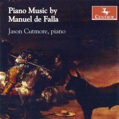 CRC 2952 Piano Music by Manuel de Falla.  from El Amor Brujo (arr. Falla)