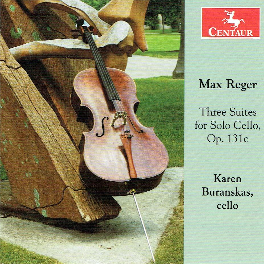 CRC 2960 Three Suites for Solo Cello