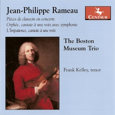 CRC 2979 Jean-Philippe Rameau:  Pieces de clavecin en concerts
