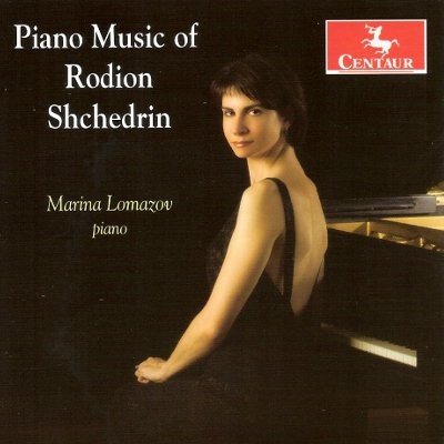 CRC 2991 Piano Music of Rodion Schedrin.  Piano Sonata