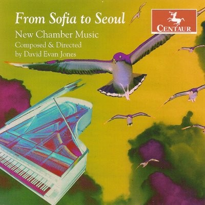 CRC 3006 David Evan Jones:  From Sofia to Seoul:  New Chamber Music.  Sestra Prelude
