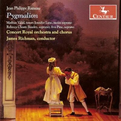 CRC 3011 Jean Philippe Rameau:  Pygmalion.  Mathias Vidal, tenor