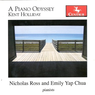 CRC 3014 Kent Holliday:  A Piano Odyssey.  Four Evocations