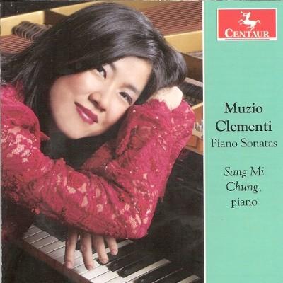 CRC 3035 Muzio Clementi:  Sonata Op. 36, No. 1 in A Major